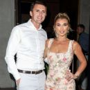 Billie Faiers – Arrives at ITV Summer Party 2019 at Nobu Shoreditch in London - 454 x 595