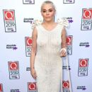 Rose McGowan – The Q Awards 2019 at The Roundhouse in London - 454 x 667