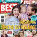 Adél Csobot and Bence Istenes - BEST Magazine Cover [Hungary] (30 June 2017)