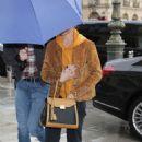 Alicia Vikander at the Ritz Hotel in Paris 03/04/2019 - 454 x 681