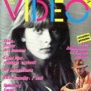 Tele Cine Video Magazine Cover [France] (September 1984)