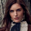Hilary Rhoda - Elle Magazine Pictorial [Italy] (October 2015)