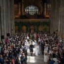 A very modern marriage: Harry and Meghan wed at St George's Chapel in Windsor in an extraordinary star-studded, multi-cultural ceremony, the likes of which the Royals have never seen - 454 x 303