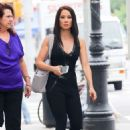 Lucy Liu – Out in The West Village - 454 x 681