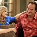 James Belushi and Courtney Thorne-Smith