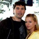 Jaromir Jagr and Inna Puhajkova