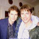 John Barrowman and Scott Gill - 454 x 378