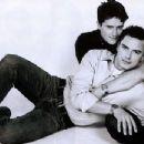 John Barrowman and Scott Gill - 454 x 348