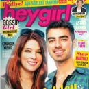Joe Jonas, Ashley Greene - Hey Girl Magazine Cover [Turkey] (February 2011)