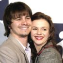 Amber Tamblyn and Jason Ritter