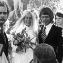 Bjorn Ulvaeus and Agnetha Faltskog