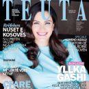 Yllka Gashi - TEUTA Magazine Cover [Albania] (October 2012)