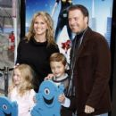 Chris Harrison and Gwen Harrison
