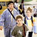 Josh Peck, Alex D. Linz and Zena Grey in Disney's Max Keeble's Big Move - 2001 - 400 x 346