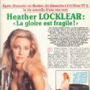 Heather Locklear - Cine Tele Revue Magazine Pictorial [France] (13 September 1990) - 454 x 617