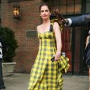 Ruth Wilson – Leaves The Bowery Hotel in New York - 454 x 681