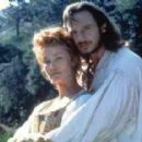 Jessica Lange and Liam Neeson in Rob Roy (1995)