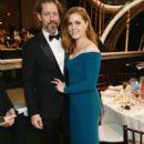 Amy Adams and Darren Le Gallo :  76th Annual Golden Globe Awards