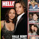 Gabriel Aubry, Halle Berry - Hello! Magazine Cover [Canada] (3 March 2007)