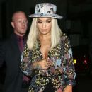 Rita Ora – Arrives at LFW Love Magazine and Youtube Party in London