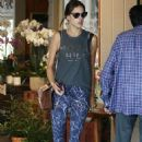 Alessandra Ambrosio – Out in Brentwood 8/25/2016 - 454 x 687