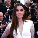 Fahriye Evcen – 'The Killing of a Sacred Deer' Premiere at 70th Cannes Film Festival
