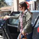 Rachel Bilson Out And About In Hollywood, May 11 2010
