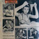 Ginger Rogers - Cinevie Magazine Pictorial [France] (7 November 1945)