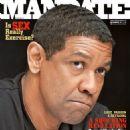 Denzel Washington - Mandate Magazine Cover [India] (November 2014)