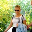 Scarlett Johansson – Leaving 2019 Venice Film Festival in Venice