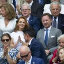Geri Halliwell – Wimbledon Tennis Championships 2019 in London - 454 x 307
