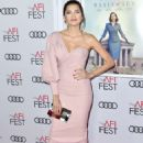Blanca Blanco – AFI Fest 2018 'On the Basis of Sex' Opening Night Premiere in LA - 454 x 681