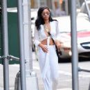 Chanel Iman – Out and about in NYC - 454 x 600