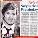 Robert Redford - Retro Magazine Pictorial [Poland] (December 2017) - 454 x 642