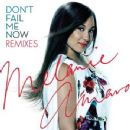 Melanie Amaro - Don't Fail Me Now - Remixes