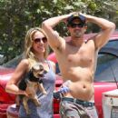 Haylie Duff - Arriving At Runyon Canyon Park In Los Angeles, 2009-05-27