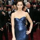 Emily Blunt - Arrivals At The 79th Annual Oscars
