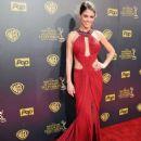 Lindsay Hartley 42nd Annual Daytime Emmy Awards In Burbank