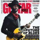 Gary Clark Jr. - Guitar World Magazine Cover [United States] (May 2017)
