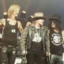 Guns N' Roses Add 'Don't Cry' in Triumphant Second Las Vegas Show