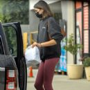 Kaia Gerber – Seen while out in Malibu