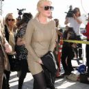 Lindsay Lohan court date - LA - Mar 10, 2011
