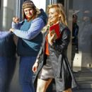 Hilary Duff On Younger Set In Nyc