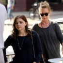 Chloe Moretz has wrapped her part in 'The Equalizer' filming in Boston, MA
