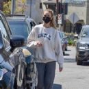 Whitney Port – Steps out for shopping in Studio City