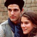 Reynaldo Gianecchini and Priscila Fantin in Esperança (Hope) (2002) - 454 x 341