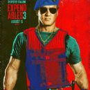 Sylvester Stallone as Barney Ross in The Expendables 3