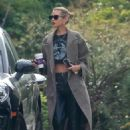 Stella Maxwell – Visiting friends in Los Angeles