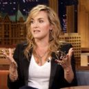 Kate Winslet At The Tonight Show With Jimmy Fallon (September, 2017)