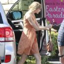 Taylor Swift was out and about in Los Angeles, California on March 19, 2012